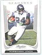 2011 Panini Prestige Football Card #175 Marshawn Lynch - Seattle Seahawks - NFL Trading Card Great looking NFL Trading Card Card is NM-MT Condition or Better Look for thousands of other great sportscards of your favorite player or team