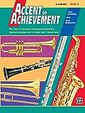 Accent on Achievement, Book 3 (Clarinet)