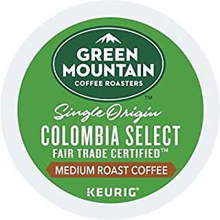Green Mountain Coffee Roasters Colombia Select, Single-Serve Keurig K-Cup Pods, Medium..