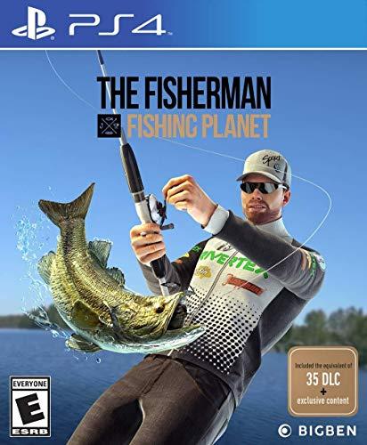 The Fisherman: Fishing Planet (輸入版:北米) - PS4