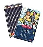 ダーウェント 色鉛筆 スタジオ 12色セット 32196