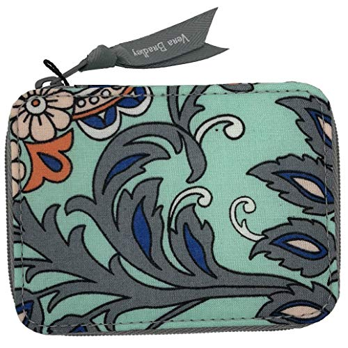 Vera Bradley Travel Pill Case (Fan Flowers)