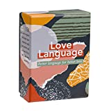 Love Language: Card Game - 150 Conversation Starter Questions for...
