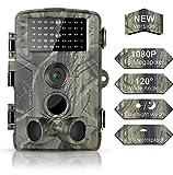DIGITNOW! Caméra de Chasse 16MP 1080P IP65 Étanche, Caméra Surveillance...