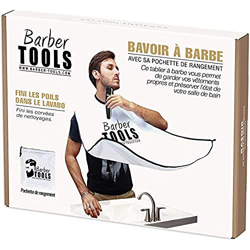 ✮ BARBER TOOLS ✮ Bavaglino/Grembiule/Mantella da barba