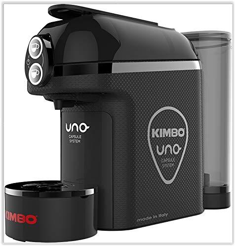 Kimbo Macchina da Caffè Minicup Capsule UNO System Black