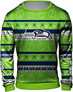 100% polyester Ribbed cuff and waist Great for ugly sweater parties! Officially licensed