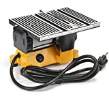 Mini Table Saw 4' Portable Table Saw 4 inch Table Saw for Crafting Worksite Table Saw for DIY Handmade Wooden Model Crafts, Metal, Ceramic Tile, Glass Cutting
