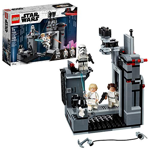 LEGO Star Wars: A New Hope Death Star Escape 75229 Building Kit (329 Pieces)