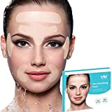 Facial Wrinkle Remover Strips, Set of 256pcs Facial Patches, Reusable Face Tape Smoothing Wrinkle Patches for Reducing Forehead Eye and Around Mouth & Upper Lip Wrinkles, All in One Wrinkle Treatment
