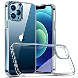 iPhone 12用 ケース/ iPhone 12 pro用 ケース 6.1inch クリアケース 衝撃吸収保護ケース クリ……