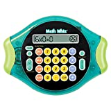 Educational Insights Math Whiz - Electronic Math Game: Addition, Subtraction, Multiplication & Division, Ages 6+