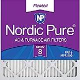 Nordic Pure 20x25x5 MERV 12...