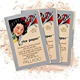 Palladio Rice Paper Tissues, Translucent, 40 Sheets (Pack of 3)