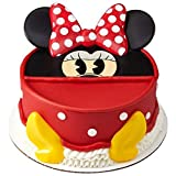 DecoPac Decorating 23292 MINNIE-CREATIONS Cake Topper for Birthdays and Parties, 1 SET, Multiple