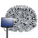 200 LED Solar...image