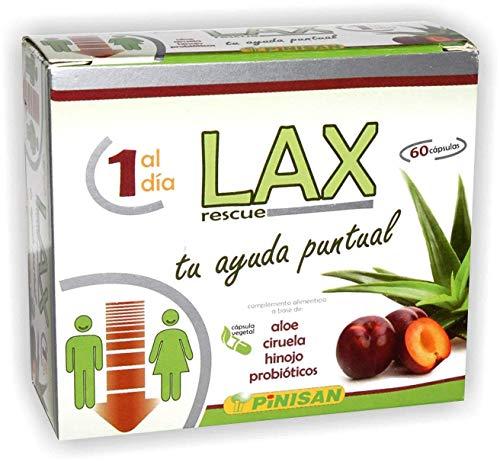 ALOE LAX Aloe Vera con Probióticos y reforzado con ciruela