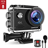 Campark Caméra Sport 4K 20MP PC Webcam WiFi Appareil Photo Microphone...