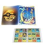 Album de cartes à collectionner compatible avec les cartes Pokémon,...