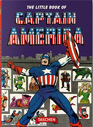 The Little Book of Captain America (Piccolo)