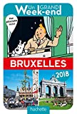 Guide Un Grand Week-end à Bruxelles 2018