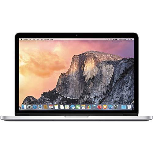 (Renewed) Apple MacBook Pro MD313LL/A 13.3-Inch Laptop Intel i5 2.4GHz 4GB Ram - 500GB HDD