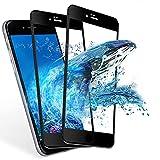 【浮かない】 iphone se2 ガラスフィルム 全面 保護フィルム iphone SE 2020 専用 フィルム ip……