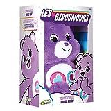 Splash Toys- Peluche Bisounours-30cm-Violet, 31512, Violet