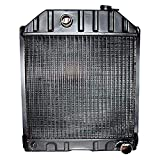 Complete Tractor 1106-6311 Ford/New Holland Radiator for 81875325, 87687383, C7NN8005H, E0NN8005MD15M