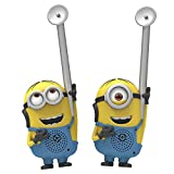 Minions from Despicable Me...