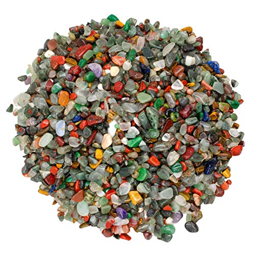 Hypnotic Gems Materials: 2 lbs Rare Assorted Stone Mix from...