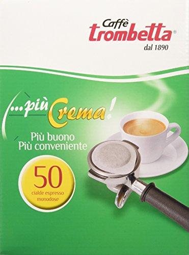 Caffè Trombetta Cialda Più Crema - 350 g