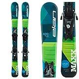 Elan Maxx 4.5 Kids Skis with...