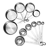 Accmor 11 Piece Stainless Steel...