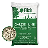 Elixir Gardens Garden Lime Granular Soil Conditioner 25kg   Treats over 700sqm