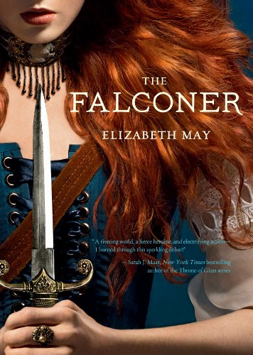 The Falconer: Book One of the Falconer Trilogy by [Elizabeth May]