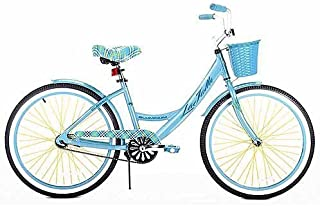 Kent 24 Girls' La Jolla Cruiser Bike Light Blue For Ages 12 and Up
