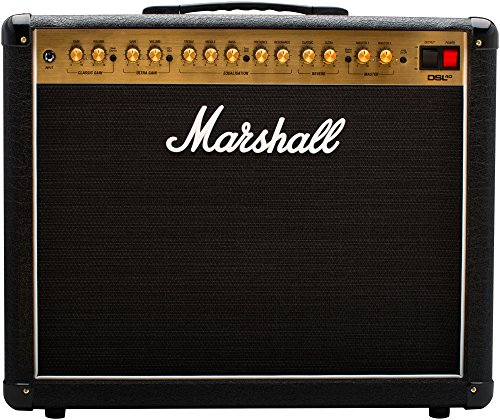 Marshall DSL40CR 40W 1 x 12 Inch Combo Guitar Amplifier with Reverb (2018)