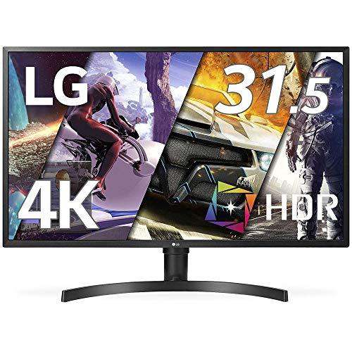 LG モニター ディスプレイ 32UK550-B 31.5インチ/4K/HDR10/VA非光沢/HDMI×2