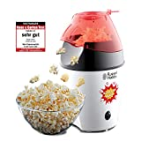 Russell Hobbs Machine à Popcorn 1200W, sans Huile et sans Graisse -...