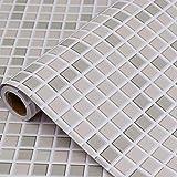 Hode Mosaïque Papier Adhesif pour Cuisine Carrelage Murs Salle Bains Meubles...
