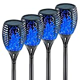 arzerlize Tiki Torches,Solar...image