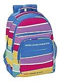 Safta Safta Sf-611735-773 Mochila Infantil, 42 cm, Multicolor