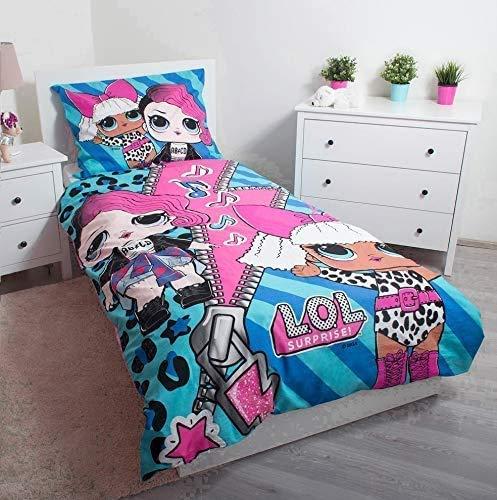 Image 1 - LOL Surprise Parure de lit Simple en Coton