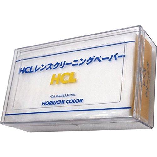 堀内カラー(HCL) レンズクリーニングペーパー (200枚)