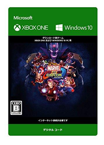 マーベル VS カプコン : インフィニット スタンダードエディション   オンラインコード版 - XboxOne