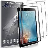 LK Verre Trempé pour Apple iPad 9.7 Pouces,[Lot de 2] Anti Rayures Film de...