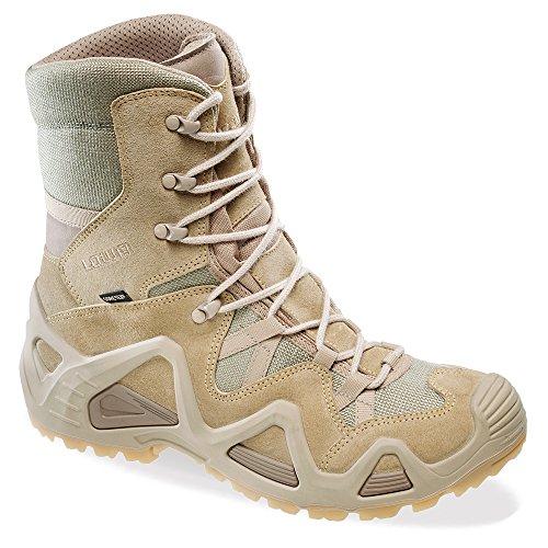 Lowa Men's Zephyr GTX High TF Work Boot,Desert,12 M US