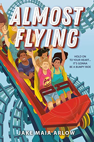 Almost Flying by [Jake Maia Arlow]