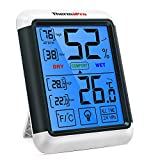 ThermoPro TP55 Thermomètre Numérique Hygromètre Intérieur Indicateur...